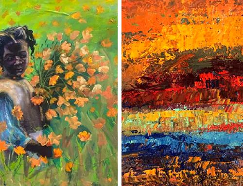 ART@EPL in June: Meet Terrill Kevyn Johnson